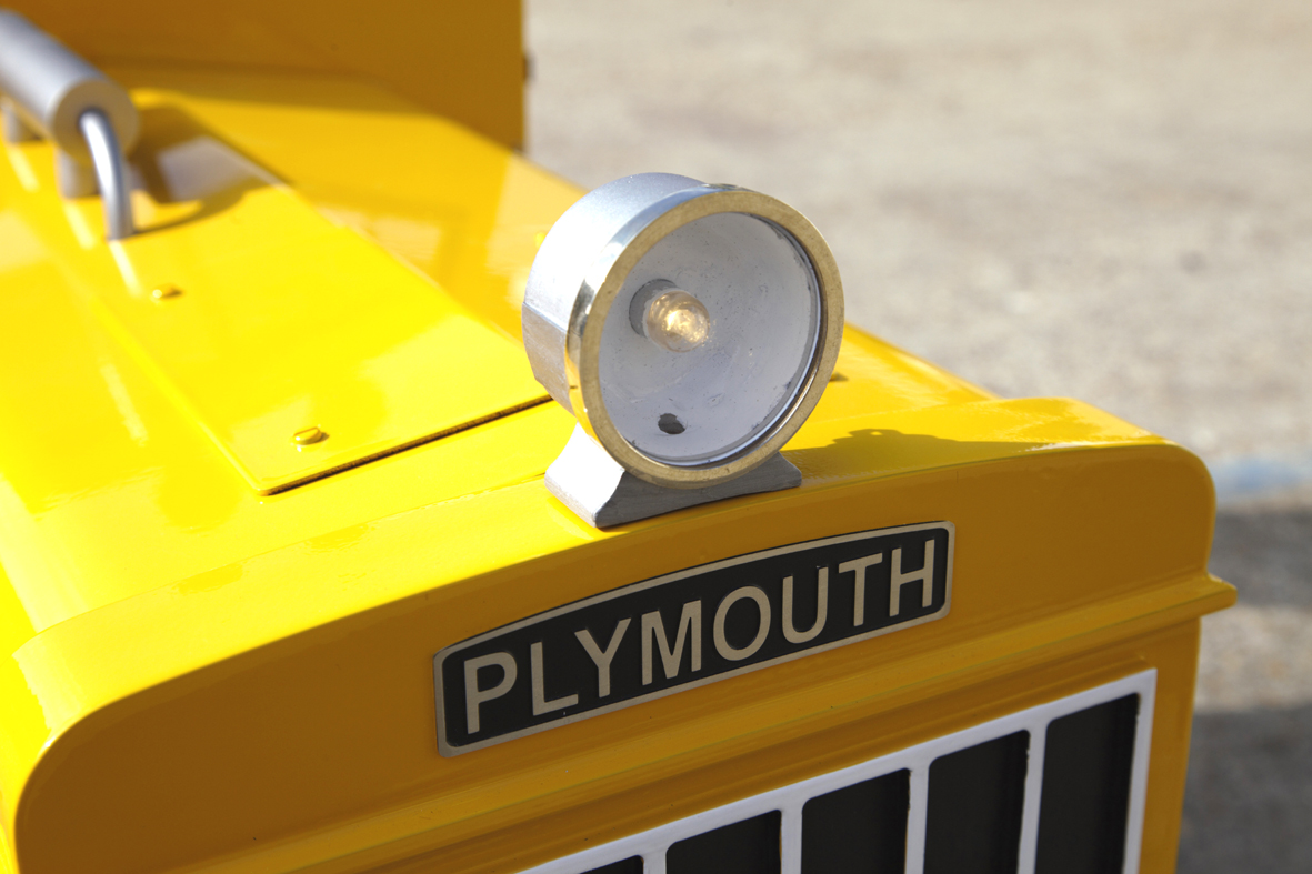 7 1/4 inch Gauge Plymouth II