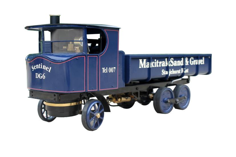 Maxitrak - Locomotives: Small Steam, Large Steam, Small