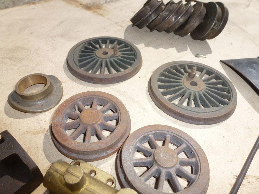 2.5 Inch parts