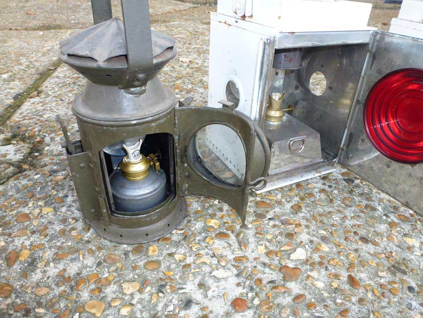 Railway Lamps