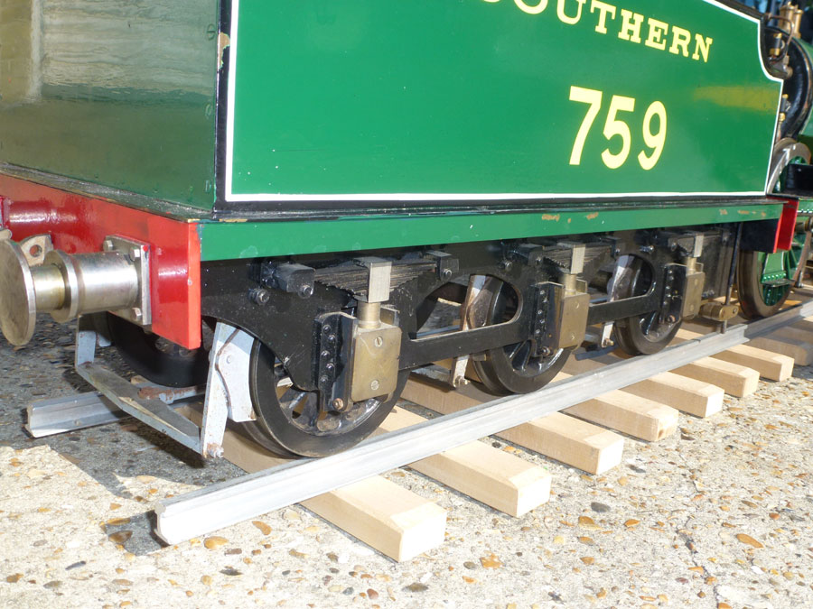 5 Inch Gauge Maid of Kent