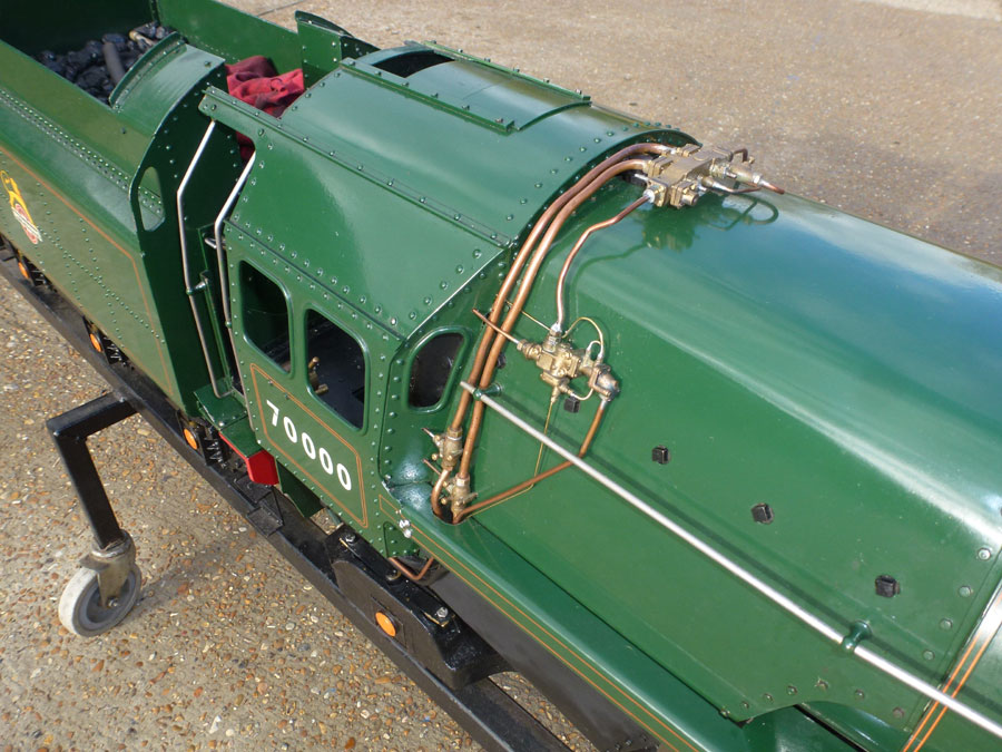 5 Inch Gauge Britannia BR