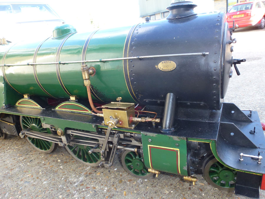 5 Inch Gauge LNER Atlantic