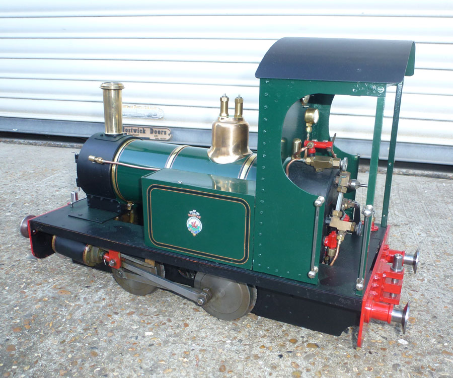 5 Inch Gauge Narrow Gauge