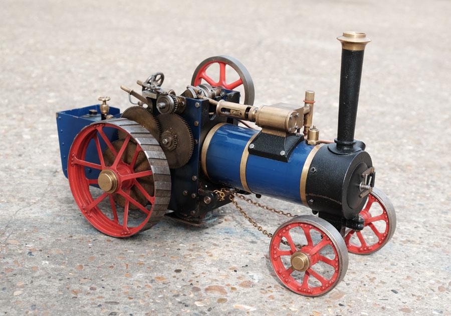 Bassett Lowke Traction Engine