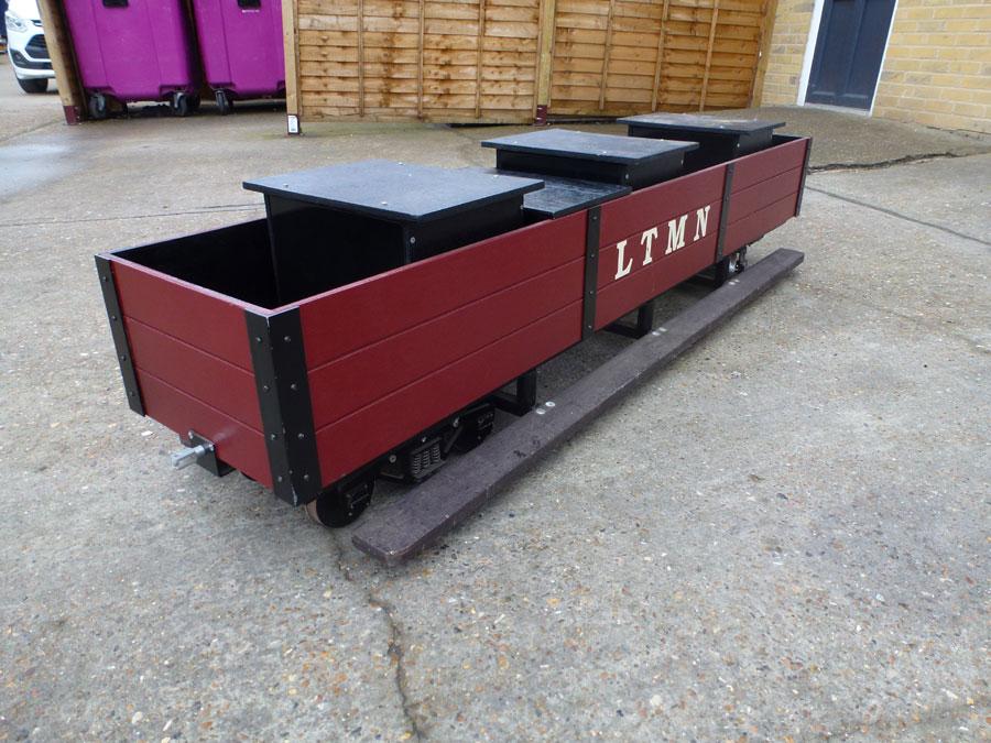 7 1/4 Inch Gauge Open Wagon