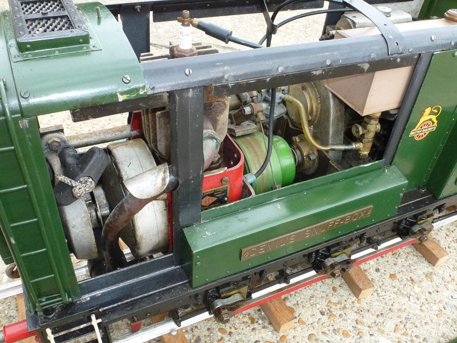 5 Inch Gauge 08 Diesel