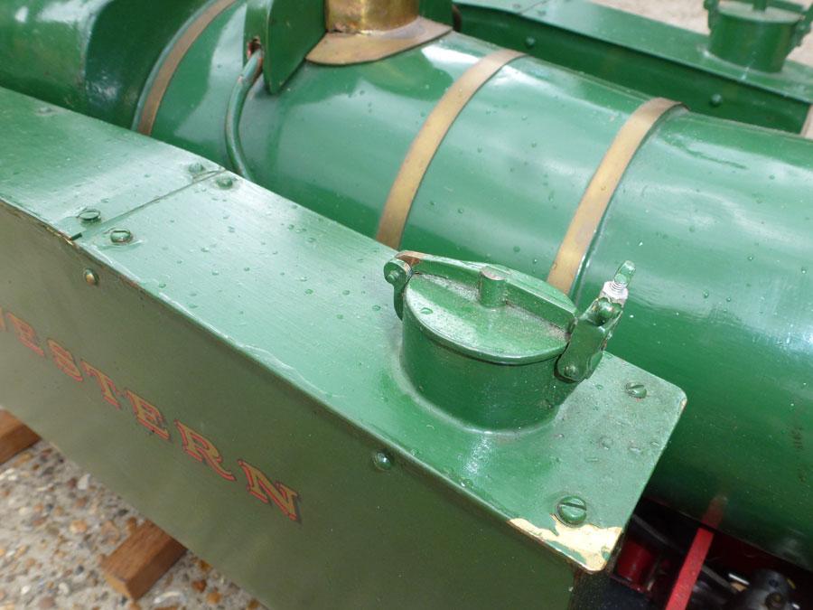 5 Inch Gauge GWR Prairie
