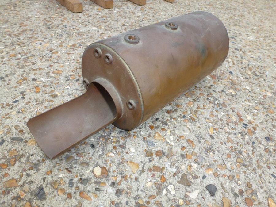 Copper Marine Boiler