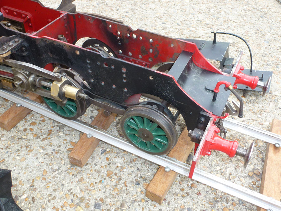 5 Inch Gauge 4-6-0 Chassis