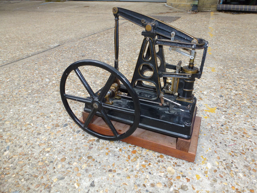 Large Beam Engine
