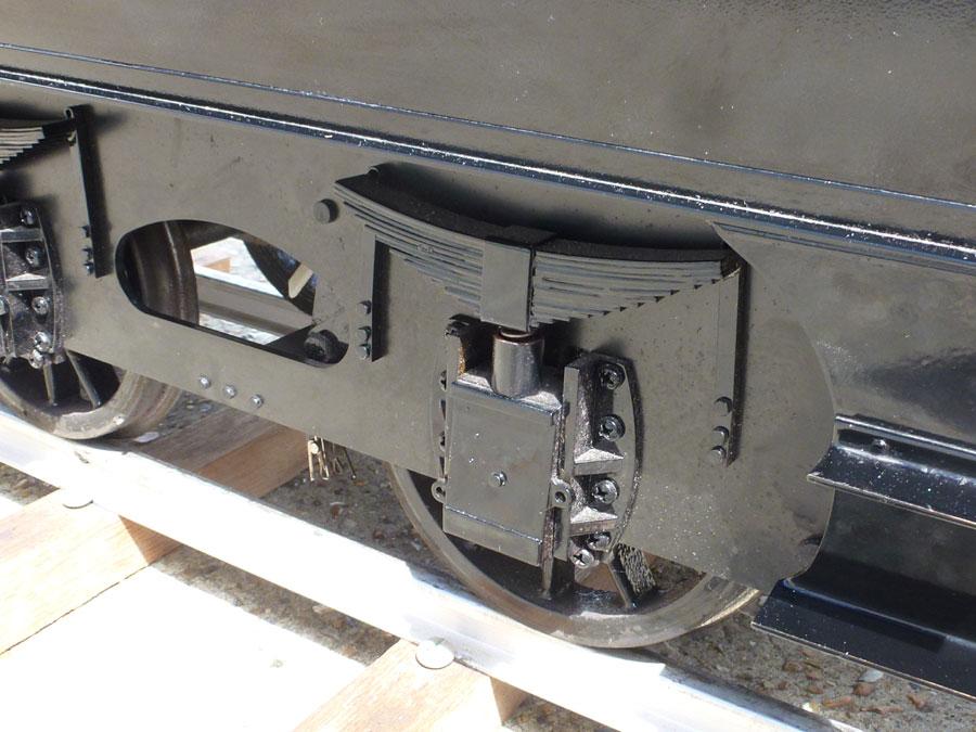 5 Inch Gauge Maxitrak 4F