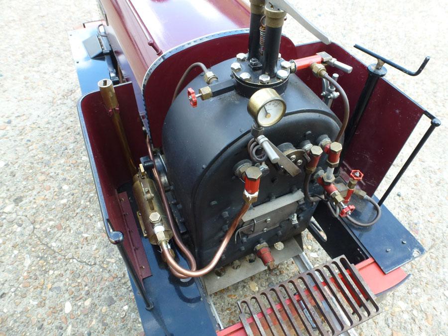 5 Inch Gauge Maxitrak Alice