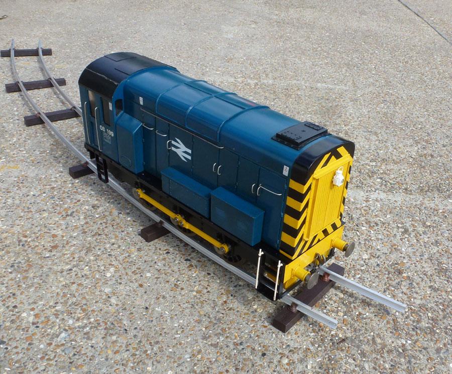 5 Inch Gauge British Rail Class 08