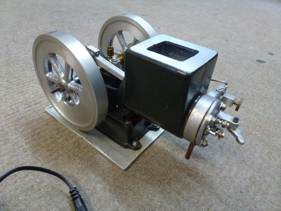 Little Wonder Petrol Engine