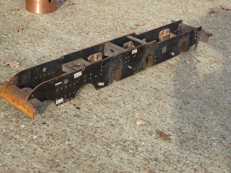 5 Inch Springbok Chassis