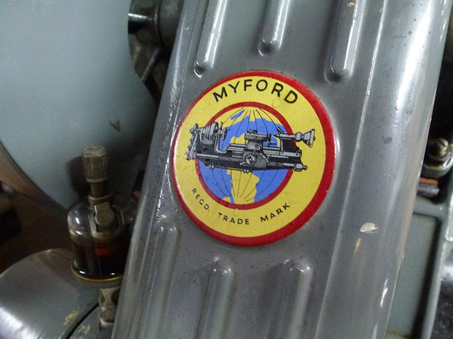 Myford ML7 Lathe