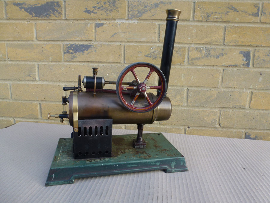 Bing stationary Locomotive Engine