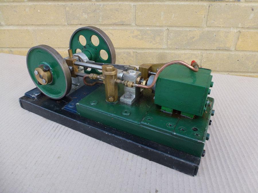 Large Stationary Engine