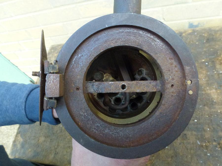 Manufactured Copper Boiler