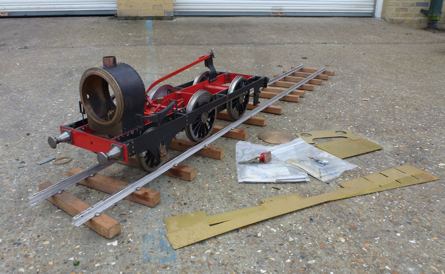 5 Inch GWR Metro Chassis