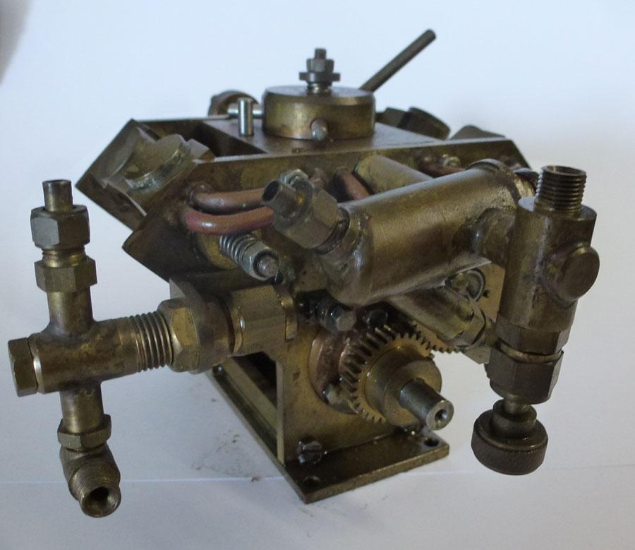 4 Cylinder Engine