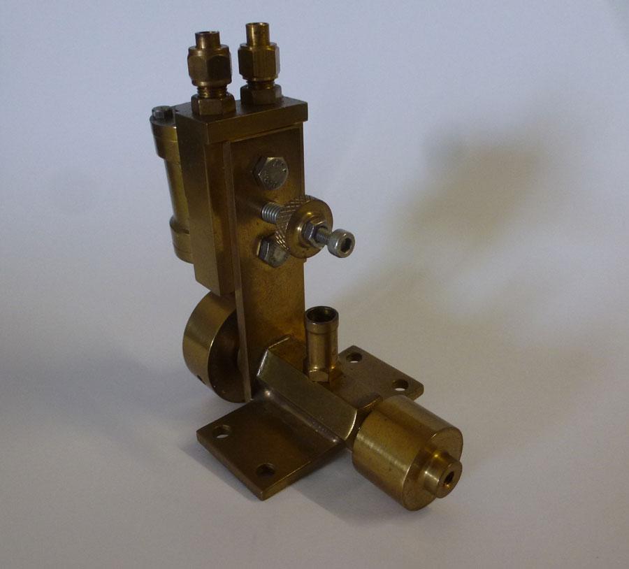 Single Cylinder Oscilating Engine