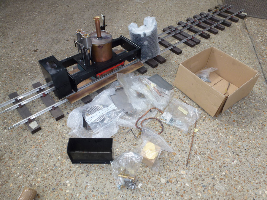 5 Inch Gauge Chaloner Kit