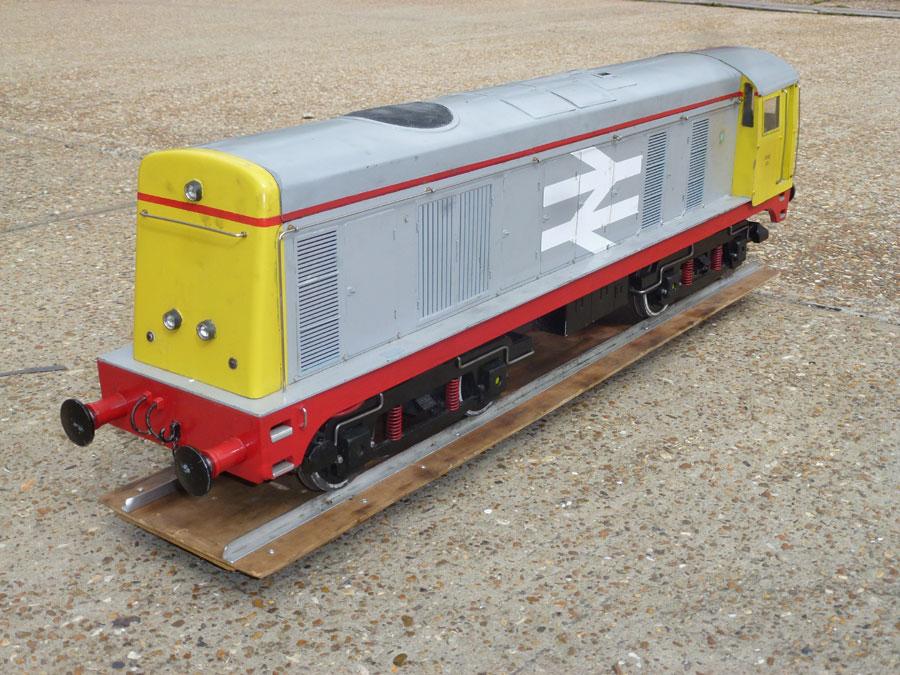 5 Inch Gauge Class 20