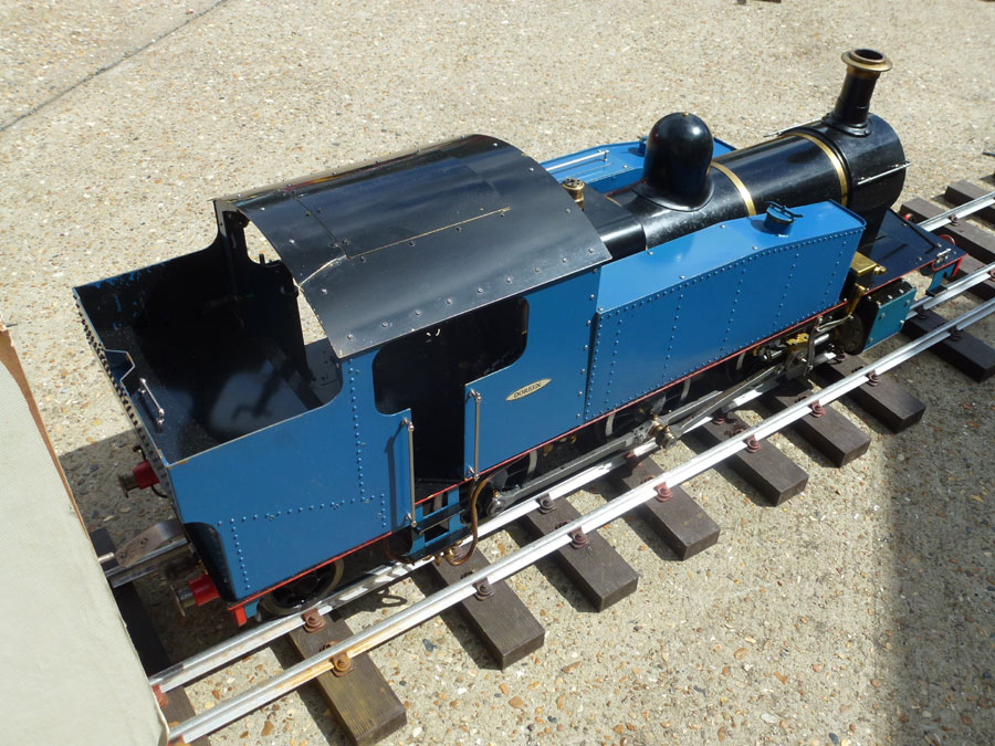 5 Inch Gauge Polly Prairie