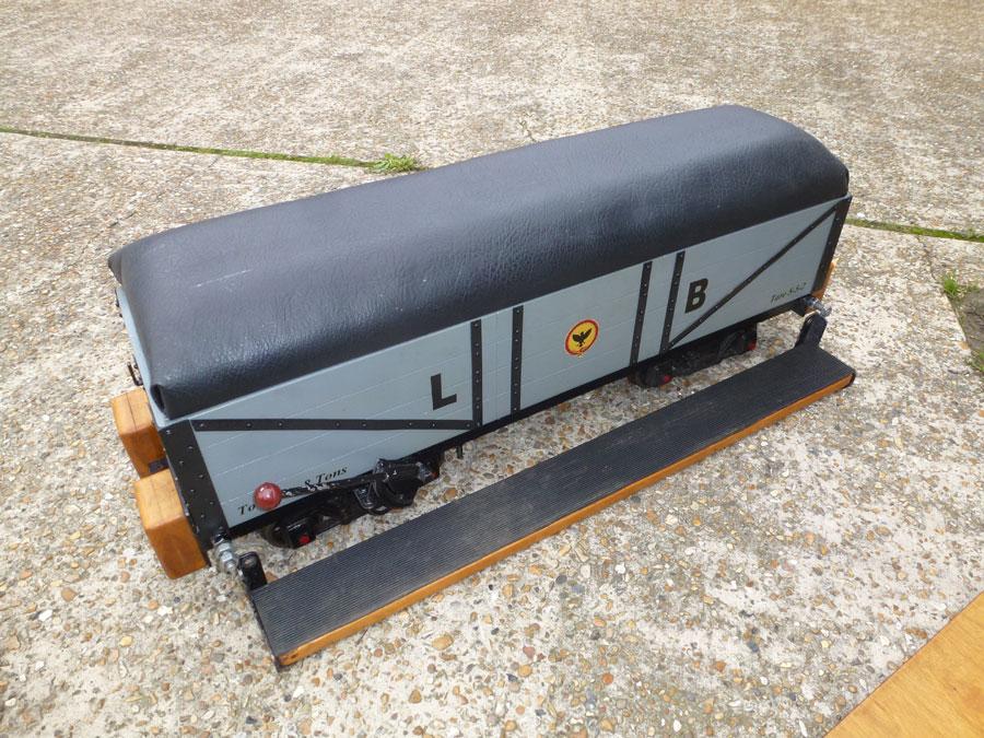 5 Inch Gauge Multi Use Wagon