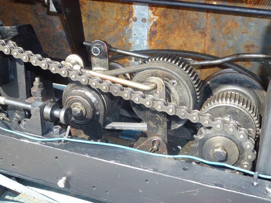 5 Inch Gauge Union Pacific