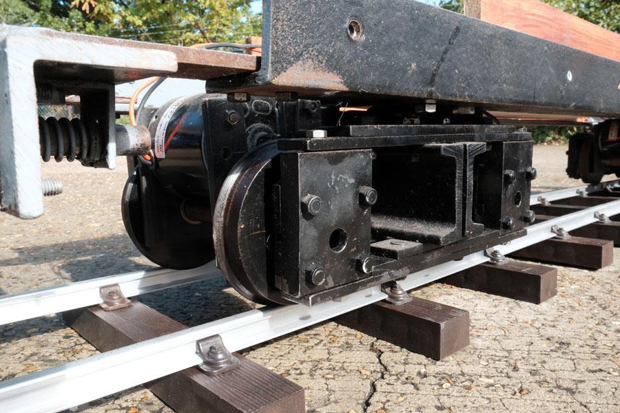5 Inch Gauge Freelance Electric Locomotive