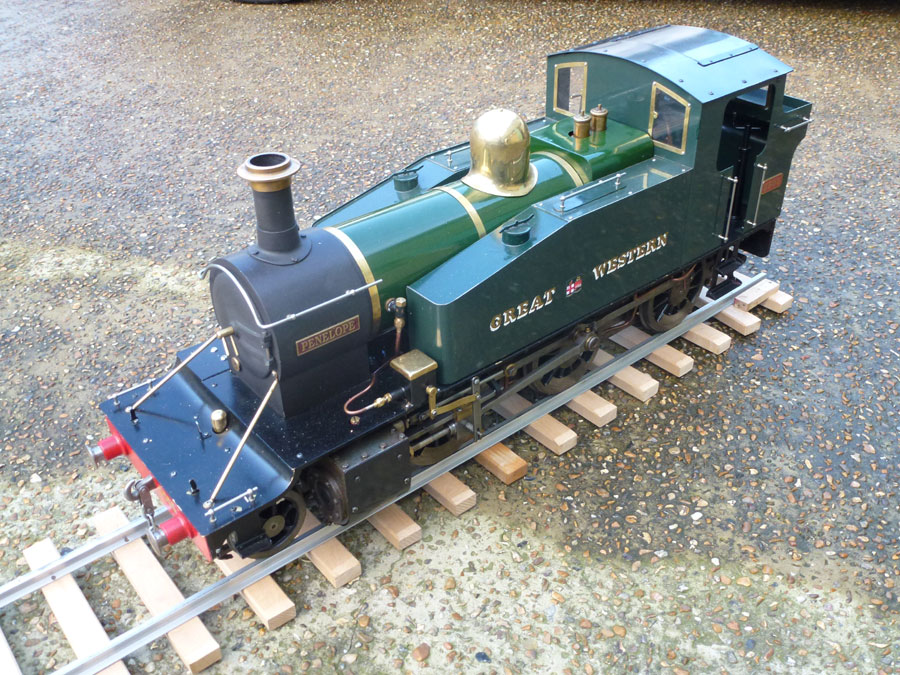 5 Inch Gauge Polly 5