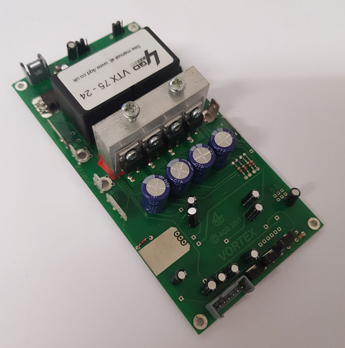 4QD VTX Speed Controller 75 - 24
