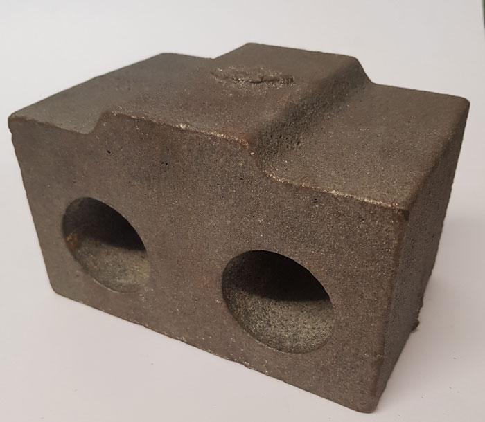 7.25 Inch Gauge Cylinder Casting