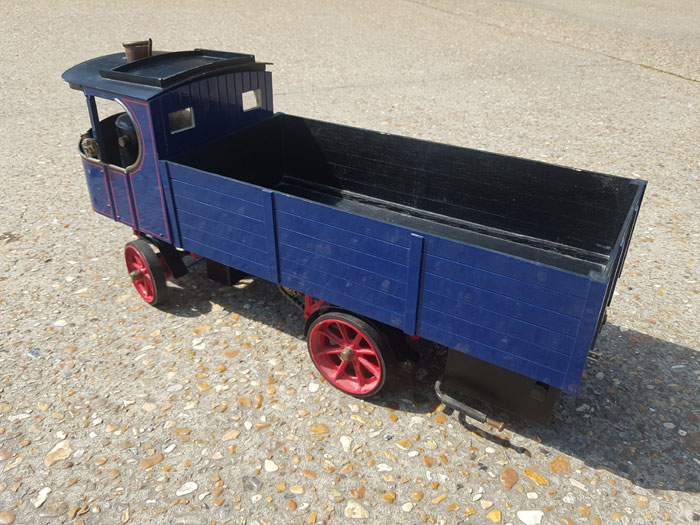 1 Inch Scale Atkinson Lorry