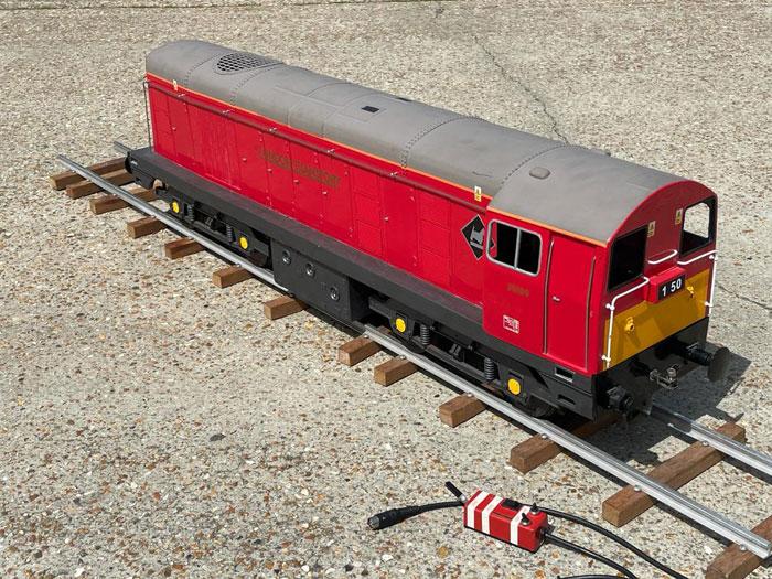 5 Inch Gauge London Transport Class 20