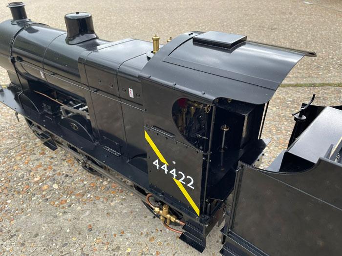 5 Inch Maxitrak 4F (TIG Welded)
