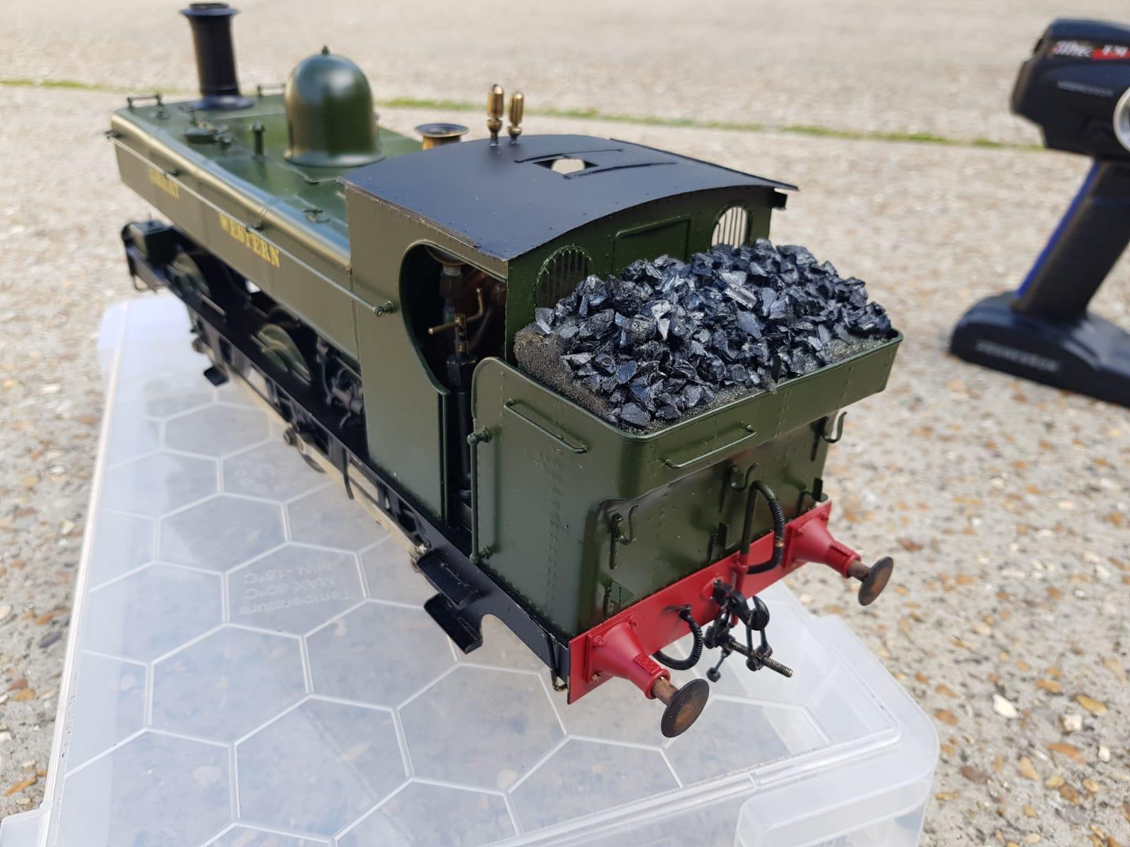 Gauge 3 Pannier Tank
