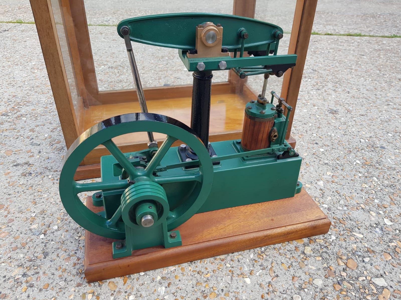 Stuart Turner Beam Engine