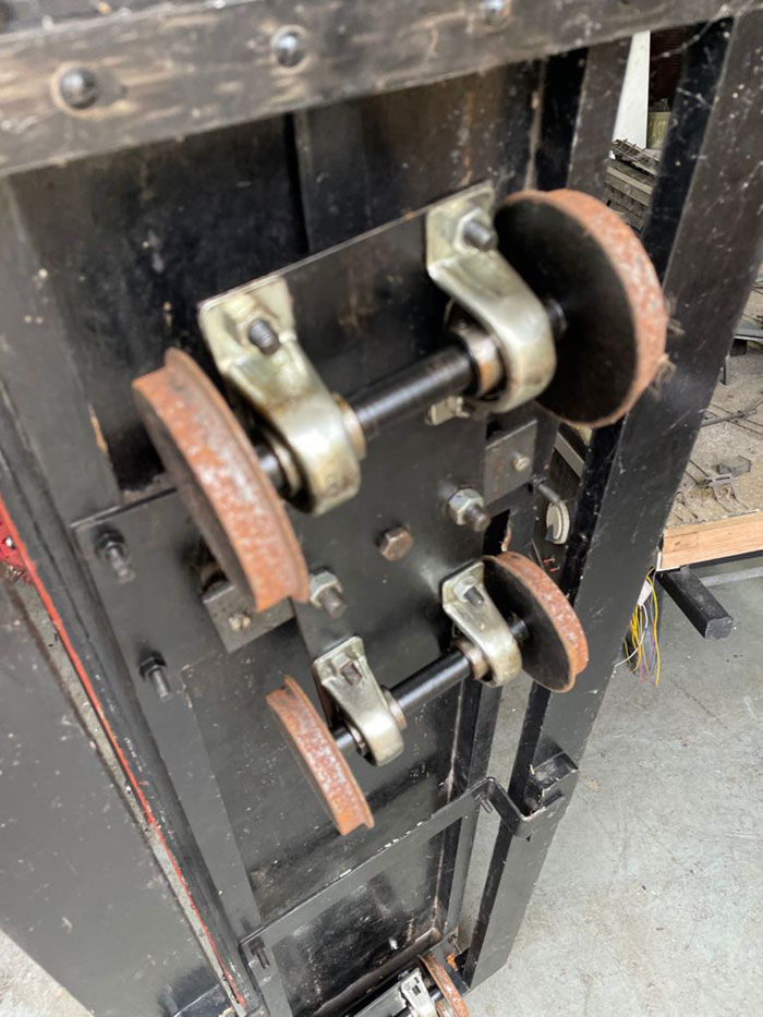 5 Inch Gauge Open Wagon (Brick)
