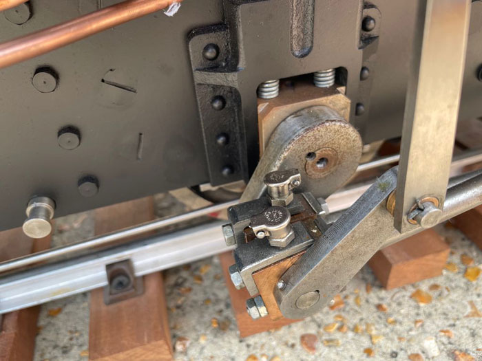 5 Inch Gauge Maxitrak Opal