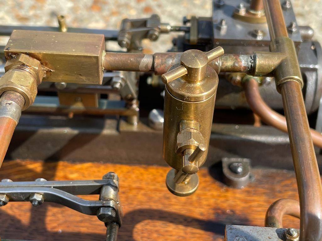 Stuart Twin Victoria Steam Plant