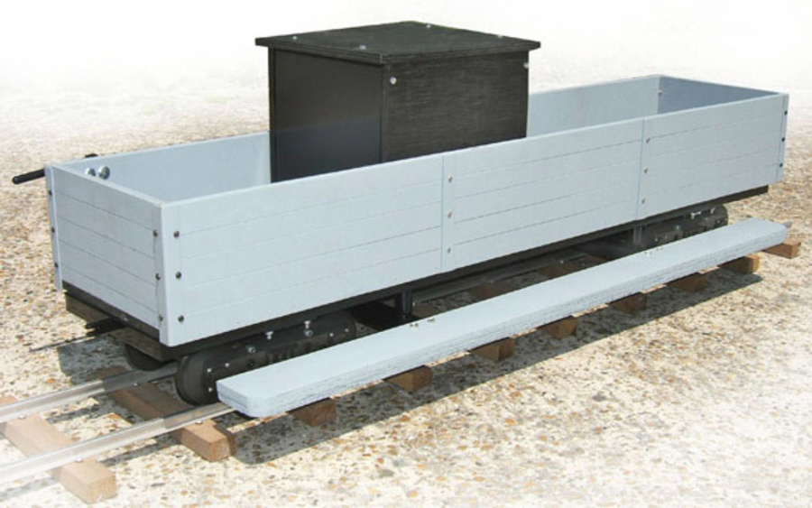 5 Inch Open Wagon