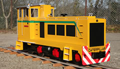 Maxitrak - Welcome to Maxitrak, for miniature locomotives, road and